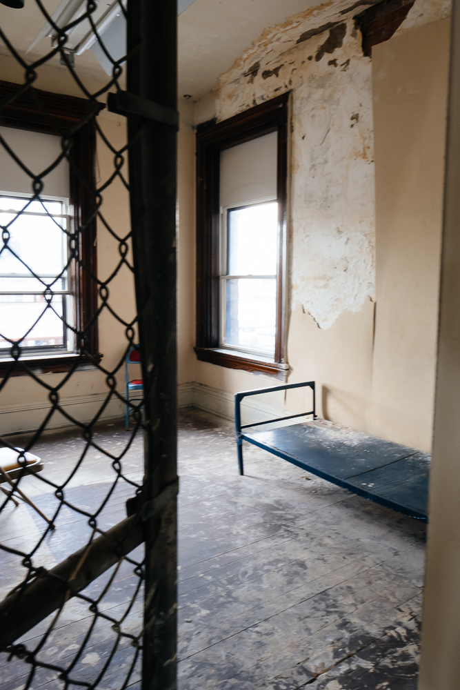 The Abandoned, (maybe) Haunted Old Licking County Jail | Thought & Sight