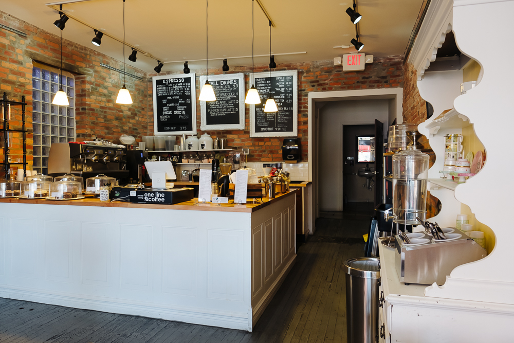 Red Velvet Cafe, the best coffee shops in Columbus, OH, 2017
